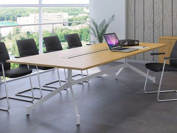 Brand New Meeting/Boardroom Tables - Many Sizes and Finishes