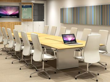 Brand New Box Base Meeting/Boardroom Tables