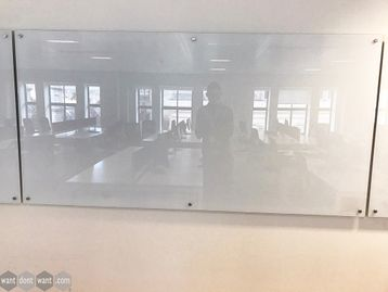 Used Glass Whiteboards