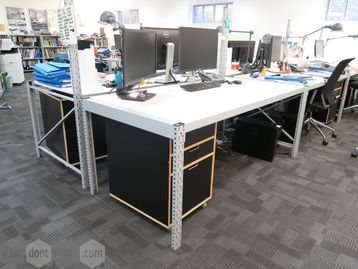 Used Activity Desk by Astro Design - Various Configurations