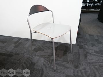 Used Fritz Hansen VM201 Chairs by Vico Magistretti