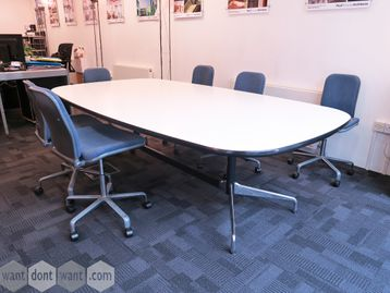Used 2440mm Vitra Charles Eames Segmented Table