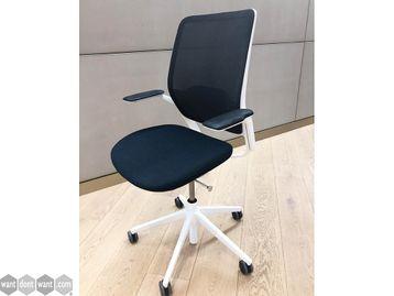 Used Orangebox Eva Mesh Back Operator Chairs