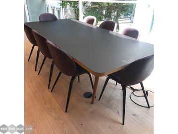 Used 2600mm Andersen Boardroom Table