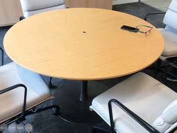 Used 1200mm Circular Table
