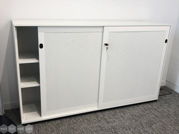 Used Sliding Door Cupboard