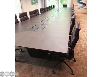 Used 8200mm Boardroom Table
