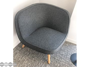 Used Fritz Hansen VIA57 Corner Chair