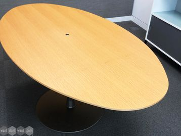 Used 1700mm Oval Table