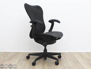Used Herman Miller Mirra Chairs with Mesh Back
