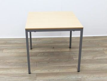 Used 800mm Square Maple Training Table