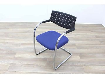 Vitra Visavis Cantilever Meeting Office Chairs