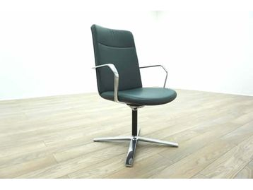BRAND NEW never used and still bagged Orangebox 'Calder' boardroom/reception chairs.