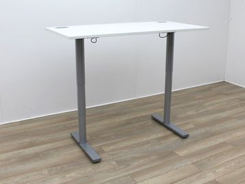 Used Kinnarps Used Electric Height-Adjustable Sit Stand Desk with Choice of Size