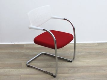Used Vitra Visavis Cantilever Meeting Chairs