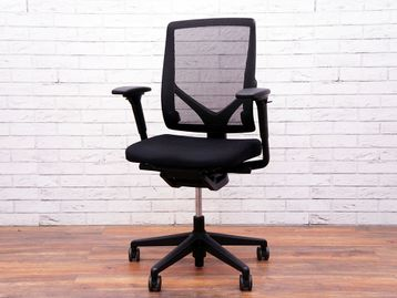 Used Allsteel Relate Mesh Back Operator Chairs