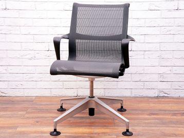 Used Herman Miller Setu Chair in Graphite