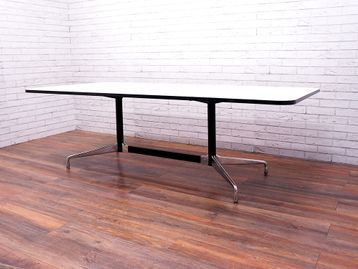 Used Vitra Charles Eames style 'Segmented' Boardroom Meeting Table