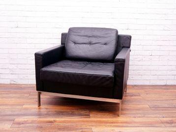 Coalesse Millbrae Armchair in Black