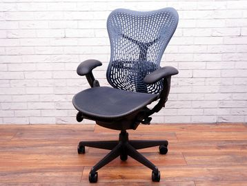 Used Herman Miller Mirra Chairs in Blue