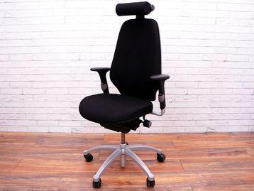 Used RH Logic 400 High Back Chairs