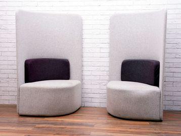 Used Boss Design 'Shuffle' Modular Seating