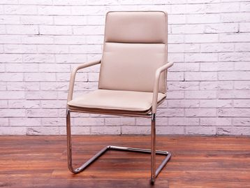 Used Brunner 'Finasoft 6722' Cantilever Chair
