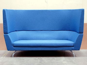 Used Orangebox 'Cwtch' High Back Sofa