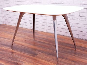 Used 1100mm Orangebox 'Cwtch-45T' Table