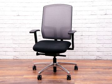 Used Boss Design 'Felix' Mesh Back Operator Chair