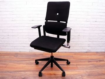 Used Steelcase Please V2 Operator Chairs Including Re-upholstery
