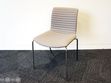 Used Fornasarig Data Chair in Grey