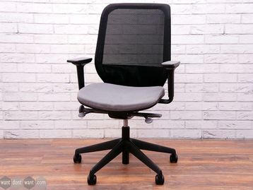 Used Orangebox Joy 12 Mesh Back Operator Chairs