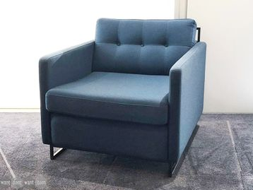 Used OB&B Hewston Armchairs in Blue