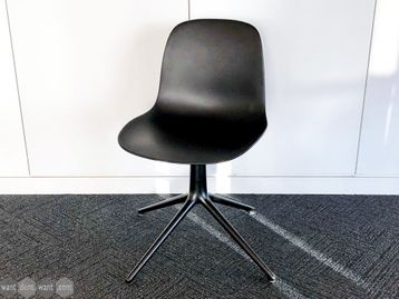 Used Normann Copenhagen Form 4L Chairs in Black