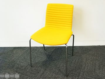 Used Fornasarig Data Chair in Yellow