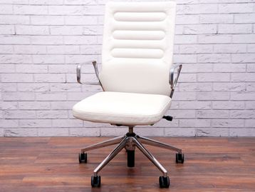 Used Vitra AC4 Leather Executive Chair