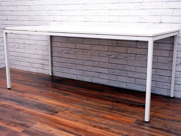 Used 1800mm Wiesner Hager 'Clip' White Table
