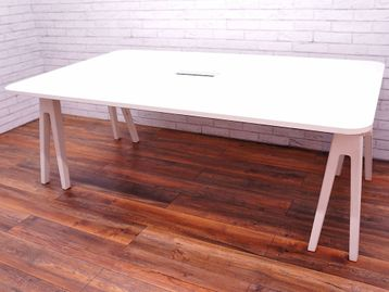 Vitra Joyn Used 4 Person Desk/Table