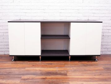 Brand New Bespoke Desk High Credenza Unit