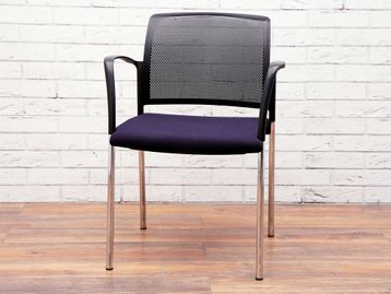 Used Boss Design Mars Stacking Chair
