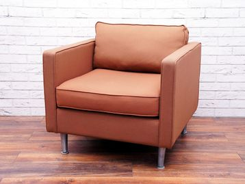 Used Orangebox Ogmore-01Fabric Armchair