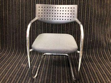 Used Vitra Visavis Stackable Meeting Chairs