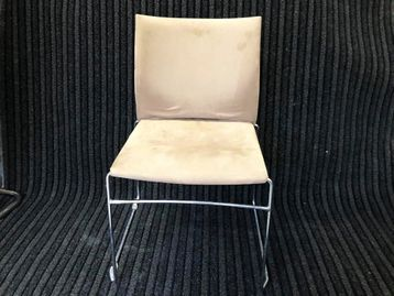 Used Connection Xpresso Upholstered Stacking Chairs