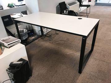Used 1800mm Bene Single Desks