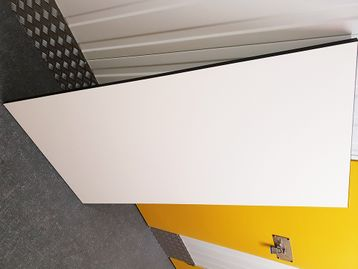 Brand New 1400mm Bene Desk Tops with Black Edge and Rear Strip