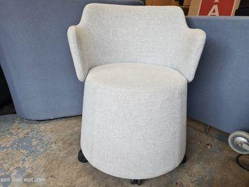 Used Orangebox Skomer Chairs in Grey