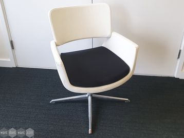 Used Connection 'Korus' Chairs with 4 Star Base