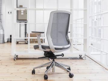Brand New Bestuhl J1 Mesh Back Operator Chair
