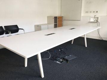 Used 3200mm Vitra Joyn Boardroom Office Table